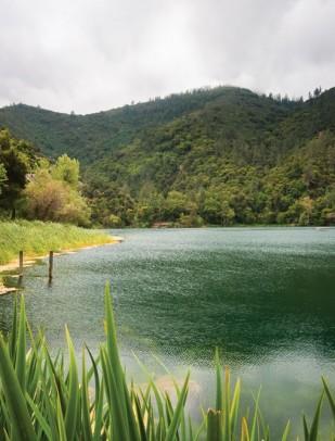 3rd Times a Charm: Zaca Lake Total Balance Retreat!